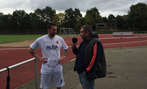 Interview mit Michel Kniat, Trainer Blumenthaler SV